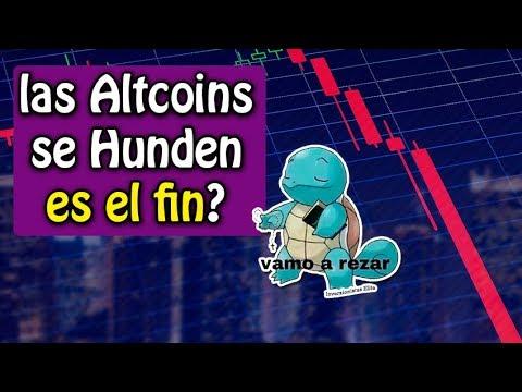 las altcoins se hunden ¿es el fin?, bitcoin cash creara icos, noticias y mas