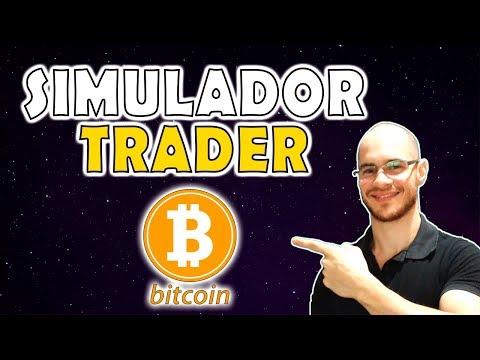 🛑 Simulador de Trade Grátis para Bitcoin 2018! Plataforma 100% em português!