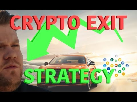 Crypto Exit Strategy – How to Cash Out My Crypto