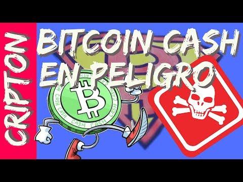 ☠️⚠️BITCOIN CASH EN PELIGRO Y BITCOIN LO RESCATA⚠️☠️ IPO ANTMAIN – cripton