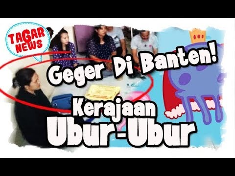 Di Banten Ternyata ada Kerajaan Ubur ubur, Apakah Mitra Spongebob