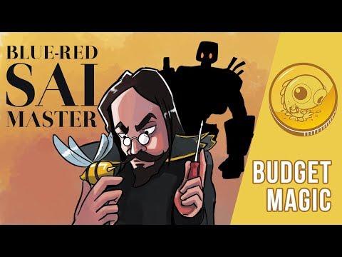 Budget Magic: $97 (16 tix) UR Sai-Master (Modern)