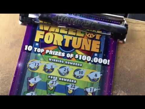 New tix:Wheel of Fortune
