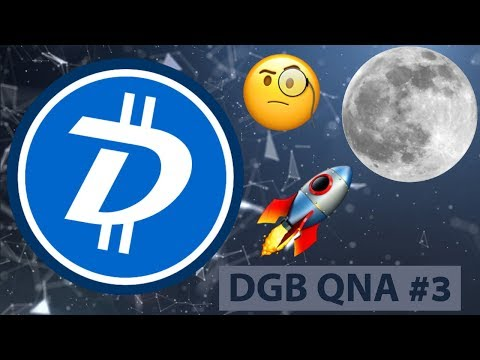 When Will DigiByte(DGB) MOON? (DGB QNA #3)