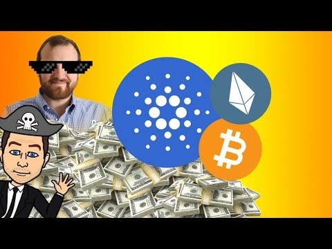 Let me talk about Cardano (ADA) …