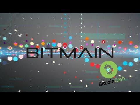 Bitmain és a Bitcoin Cash probléma