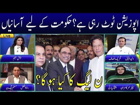 Opposition Alliance And PMLN Next Agenda | Neo News