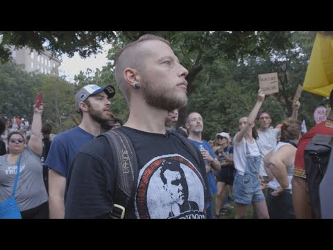 Former neo-Nazi confronts Unite the Right