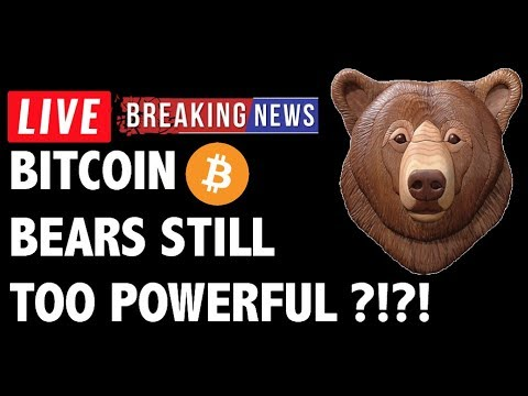 Are The Bitcoin (BTC) Bears Still Too Powerful?! – Crypto Trading & Cryptocurrency Price News