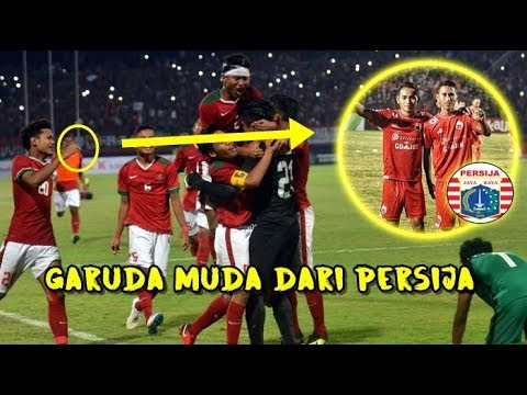 Ada Pemain Persija Jakarta yang Bermain di Garuda Muda, siapakah dia ?