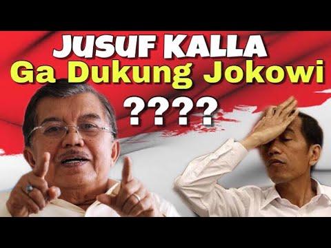 MENGEJUTKAN !! Jusuf Kalla ternyata tidak ikut mendukung JOKOWI, ada Apakah Gerangan??