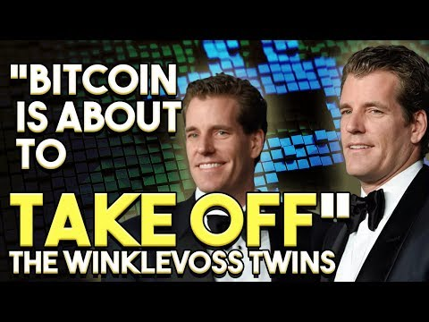 The Winklevoss Twins Still Believe Bitcoin Is ABOUT TO TAKE OFF – Here's Why They Support Bitcoin Mo