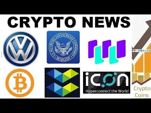Crypto News: VW, IOTA, Bitcoin ETF, ICON, Walton, Elastos, Boerse Stuttgart (6th – 12th of Aug)