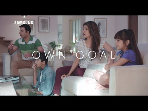 Samsung Internet of Things (IoT) & Bixby | Rahul's Family | E03 – Own Goal