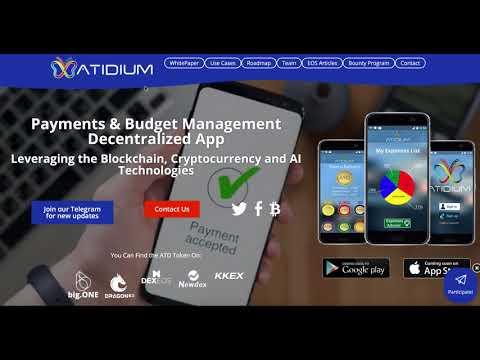 EOS dApps Atidium EOS Airdrop | Bitcoin Price Wall Street Cheat Sheet | Elastos Airdrop
