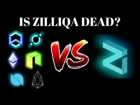 Zilliqa Is DEAD?! Zilliqa VS EOS, Ethereum, Neo, ICON, Wanchain