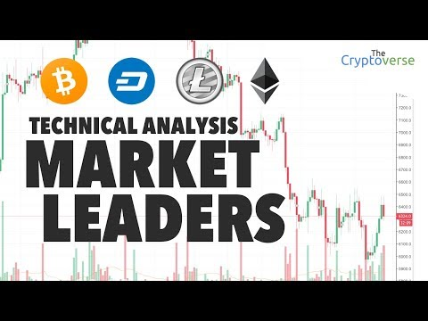 ETH, BTC, BCH, XLM and EOS Crypto Technical Analysis