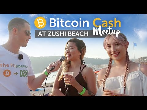 Bitcoin Cash Meetup in Zushi  – What Excites The Bitcoin Cash Community?