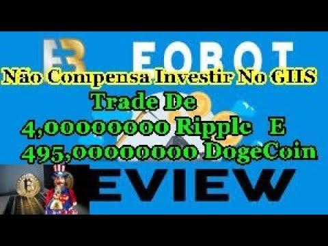 Eobot – 3 Bytecoin Por Claim + Trade De 495 DogeCoin E 4 Ripple Não Compensa Invistir No GHS