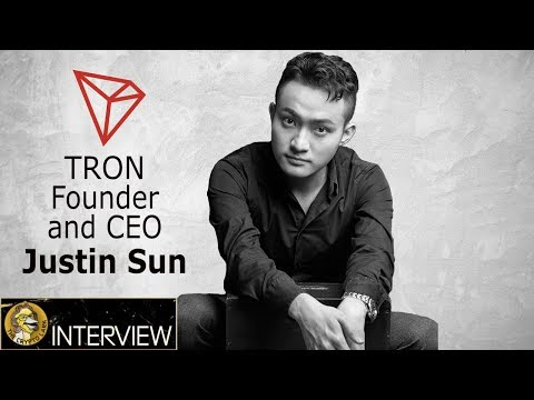 Tron – The Cryptocurrency to Decentralize the Web – Justin Sun Interview
