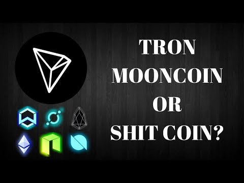 Tron to 100X? 100 Million Users! (Tron VS EOS, Ethereum, Neo, ICON, Wanchain)