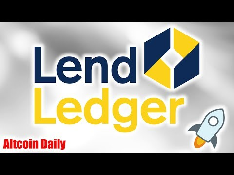 Stellar Platform ICO Review: LendLedger – Should I Invest?! [Cryptocurrency ICO Review]