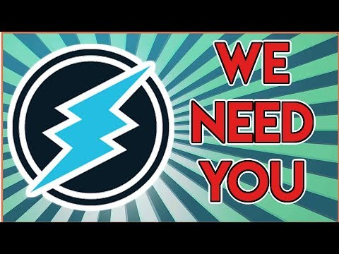 * CALLING POWERFUL ELECTRONEUM COMMUNITY *