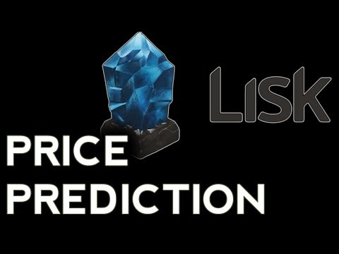 Lisk Price Prediction & Analysis