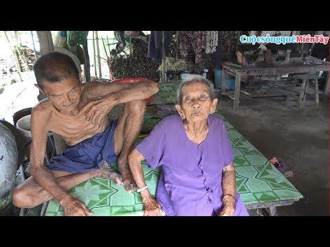 Gửi quà tặng Ông Bà Bác già neo đơn quà Chị Yến Hồ và Chị Đăng Phương | Cuộc Sống Quê Miền Tây
