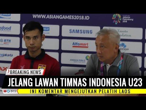 Ada Komplain!! Jelang Lawan Indonesia U23, Ini Komentar Resmi Pelatih Laos