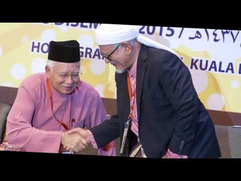 Kalau UMNO – Dah Taknak Najib ! Takpa , Pas Kan Ada ! Luah Hadi ..