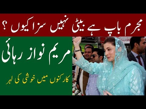 Maryam Nawaz is Not Culprit | Neo News