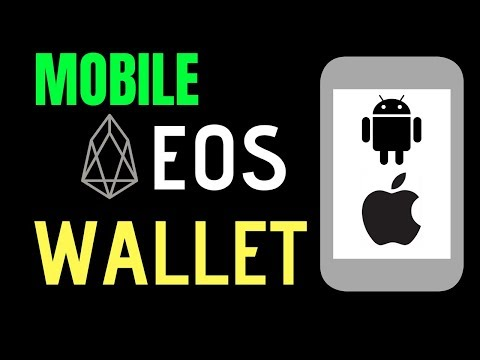 Mobile EOS Wallet for Android and Apple – EOS Lynx