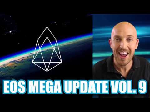 EOS Mega Update Vol 9: Proxy voter info, Projects switching from Ethereum to EOS, Where's the audit?
