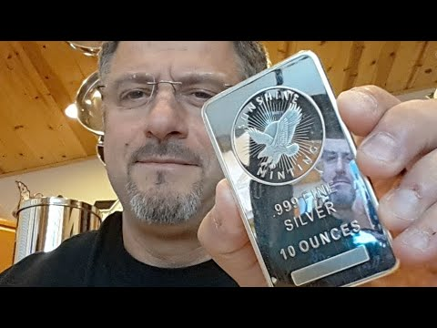 Talking About Silver, Gold And Cryptocurrency