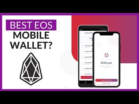 EOS Lynx: The Best EOS Mobile Wallet?