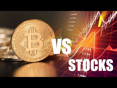 Stock Trading Vs. Cryptocurrency
