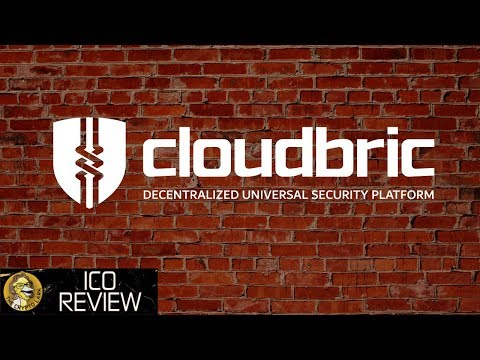 Cloudbric ICO – Blockchain & Cryptocurrency Security