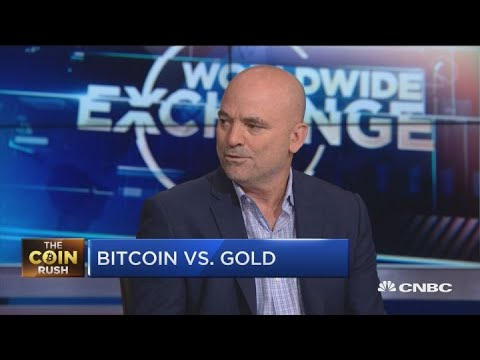 Kerner:  Bitcoin well-positioned to be a store of value competing with gold