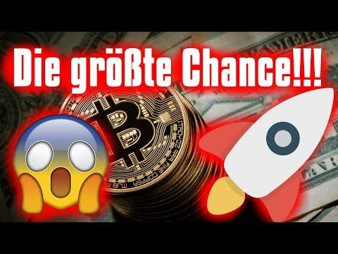 DIE GRÖßTE CHANCE für Bitcoin, Ethereum, Iota und Co. 💰