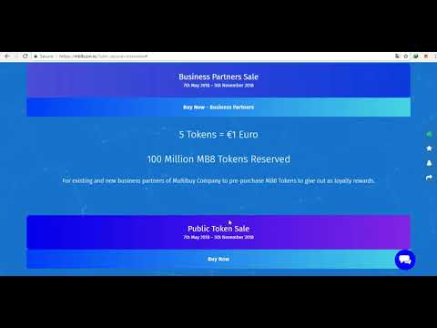 MB8Coin [MB8] – Legit MultiBuy Cryptocurrency Travel & Holiday Coin