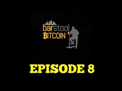 CRYPTO SCAMS & Why Bitcoin Has More Utility Than GOLD – Barstool Bitcoin Episode 8