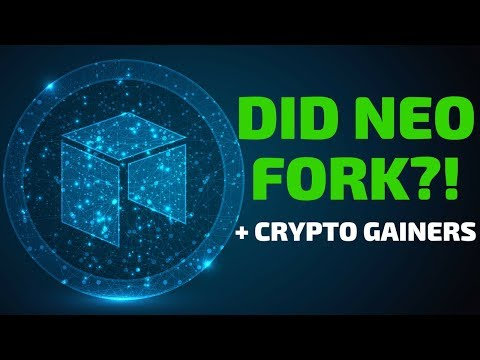 Did NEO Fork?! Plus VeChain, NANO, Cortex – Today's Crypto News