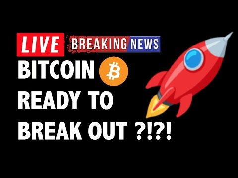 Is Bitcoin (BTC) Ready to Break Out?! – Crypto Trading & Cryptocurrency Price News