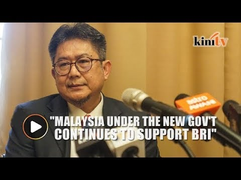 'M'sia supports 'Belt and Road Initiative' but we should identify projects beneficial to us'