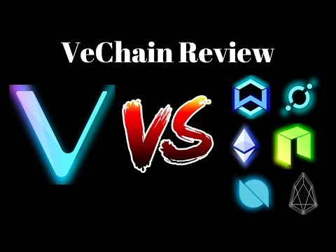 VeChain Review (VeChain VS EOS, Ethereum, Neo, ICON, Wanchain)