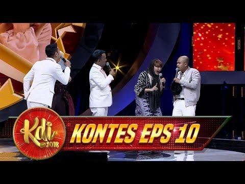 Wow Ada Siti Nurhalizah Dan Charlie KW Super Di Kontes KDI 2018  – Kontes KDI Eps 10 (17/8)