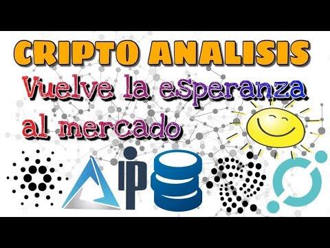 CRIPTO ANALISIS: Se recupera el mercado| Buenas noticias de Coinbase,ADA,IOTA,ICON y PPT!