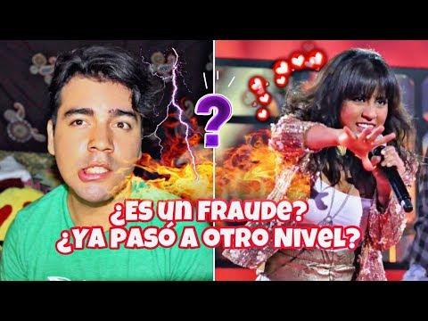 Paola Chuc Cantara Chandelier de Sia en La Academia 2018 ¿Es un Fraude? Quinta Gala/Opinion