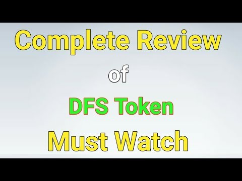 DFS Token Complete Review | Earn in Crypto